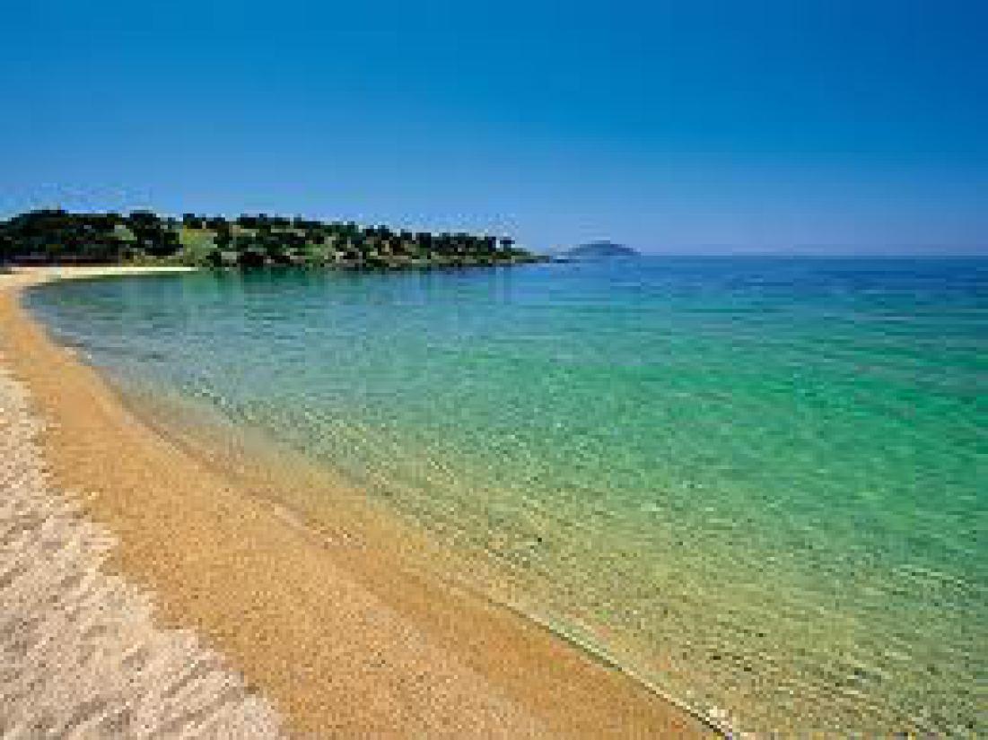 Полуостров Халкидики, Гърция