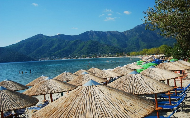 ТОП 9 от най-добрите и посещавани плажове на остров Тасос
