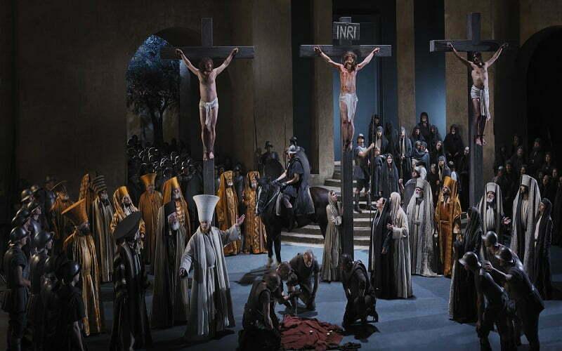 Спектакълът Страстите Христови пази Оберамергау от болести вече три века